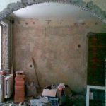 Демонтировать стену