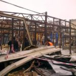 Услуга демонтажа металлоконструкций