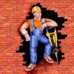 Как правильно произвести демонтаж стен и перегородок