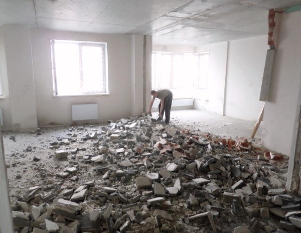 Услуги демонтажных работ