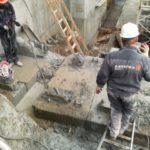 Цена демонтажа бетона